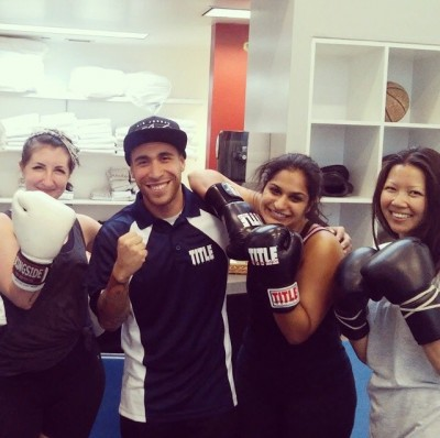 Mike Figueroa - Mike Figueroa - Boxing Coach in New York City on Romio.com