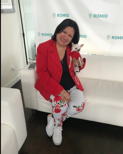 Ada Nieves - Ada Nieves for Pets - Pet Service - in New York City Romio