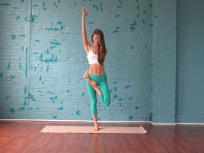 Danielle Radulski - Danielle Radulski - Yoga Instructor in New York City on Romio.com