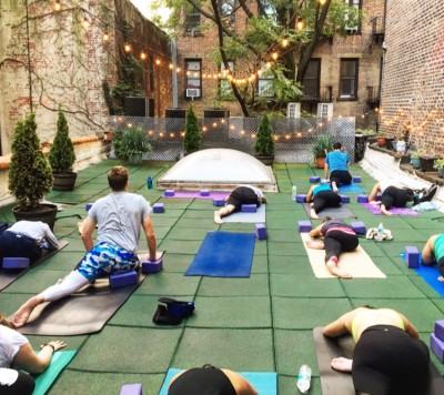 Jessica Rapp - Jessica Rapp - Yoga Instructor in New York City on Romio.com