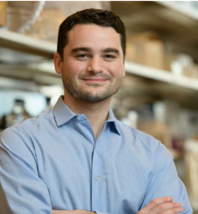 Anthony Michaels - Cornell PhD student with biology expertise