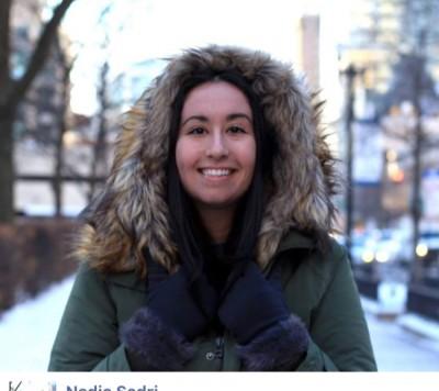 Nadia Sadri - Nadia Sadri - Babysitter in New York City on Romio.com
