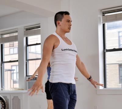 Robert Nguyen - Robert Nguyen - Yoga Instructor in New York City on Romio.com