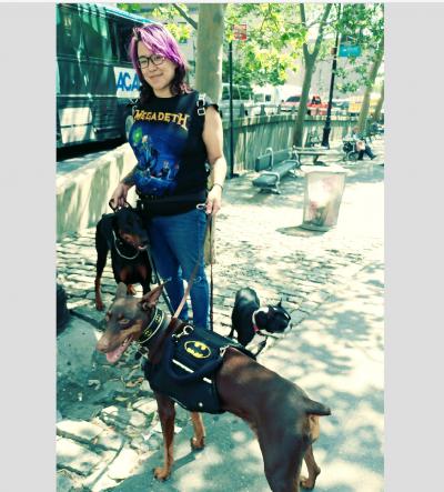 Allyson Lobo - Allyson Lobo - Dog Walker in New York City on Romio.com