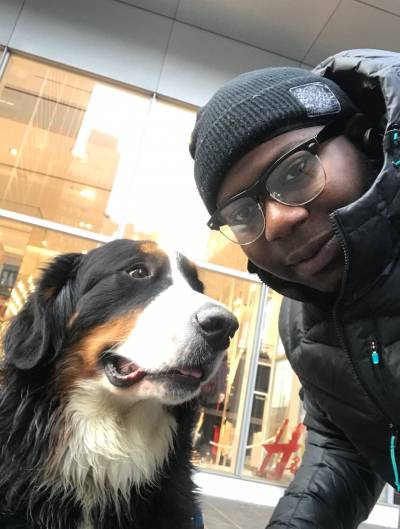Jamal  - Jamal  - Dog Walker in New York City on Romio.com
