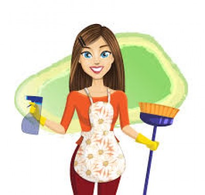 Marcia Buestan - I will be a great person to clean your apartment or your house. And I take pride in my job..