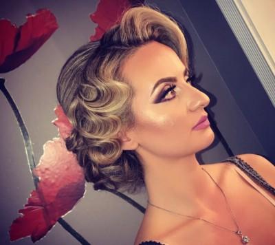 Erjona Vuktilaj - Makeup is my art & passion!