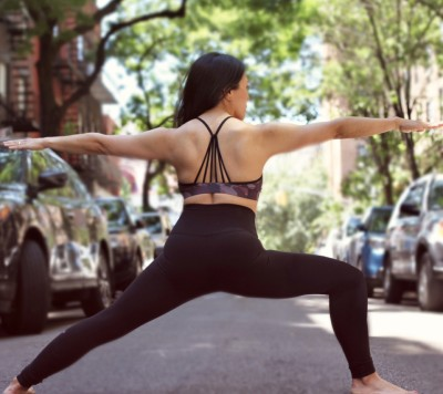 Yuki Dickson - Yuki Dickson - Yoga Instructor in New York City on Romio.com