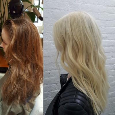 Jiwon Yang Hair - Jiwon Yang Hair - Hair Stylist in New York City on Romio.com