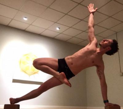 Omri Kleinberger - Omri Kleinberger - Yoga Instructor in New York City on Romio.com