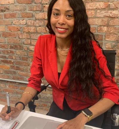 Anisa Harris - Trust In the Task Tackler
