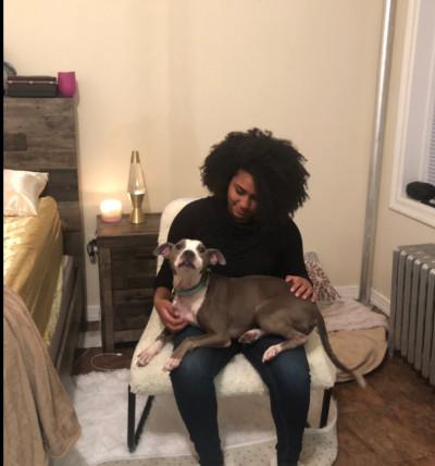 Samantha Evans - Samantha Evans - Pet Sitter in New York City on Romio.com