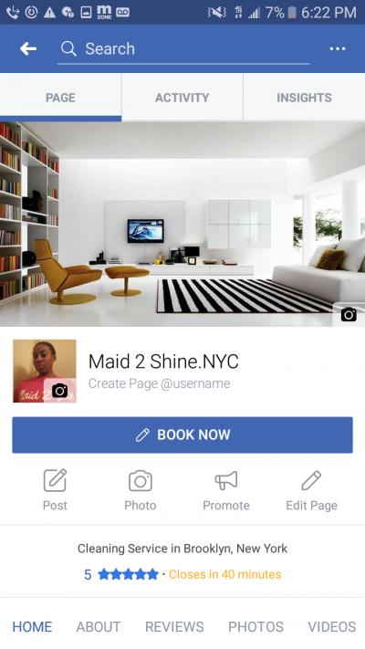 Shauntae Singletary - Shauntae Singletary - Housekeeper in New York City on Romio.com