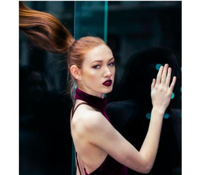 Maya Calhoun - NYC makeup artist