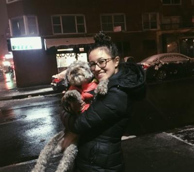 Darina Eid - Darina Eid - Dog Walker in New York City on Romio.com