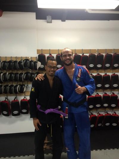 Alvaro Tautiva - Alvaro Tautiva - Martial Arts Instructor in New York City on Romio.com