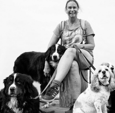 Laura  - 10 years of experience walking dogs in Soho & Greenwich Village