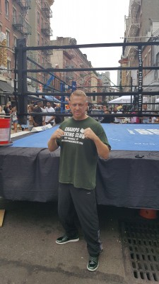 Ryan O'Leary - Ryan O'Leary - Boxing Trainer in New York City on Romio.com