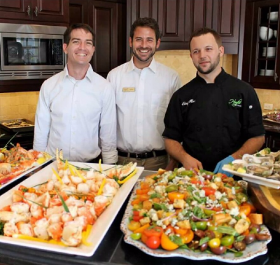 Jimmy Maddox - NYC-Based Personal Chef