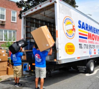 Antonio Sarmiento - Antonio Sarmiento - Mover in New York City on Romio.com