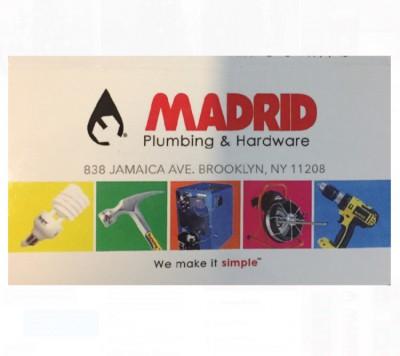 Domingo Madrid - Domingo Madrid - Plumber in New York City on Romio.com