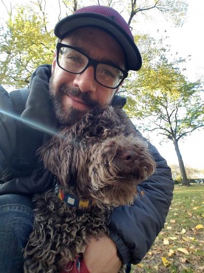Daniel Martins - Daniel Martins - Dog Walker user in New York City on Romio.com