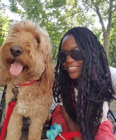 Karine LEGZIM - Karine LEGZIM - Dog Walker in New York City on Romio.com