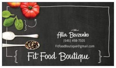 Alla Bevzenko - Alla Bevzenko - Personal Chef in New York City on Romio.com