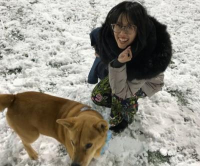 Vicky Bhundhumani - Vicky Bhundhumani - Dog Walker in New York City on Romio.com