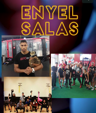 Enyel Salas - Enyel Salas - Personal Trainer in New York City on Romio.com