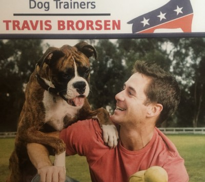 Travis Brorsen - Greatest American Dog Trainers - Pet Service - in New York City Romio